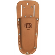 Felco Leather Holster With Clip And Belt Loop