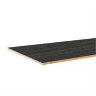 InBuilt Colourboard 2440 x 1220 x 3mm Shady Oak Melamine Sheet