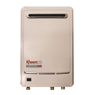 Rheem 20L 50° Natural  Continuous Flow Gas Hot Water