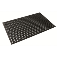 ideal green open weave camping matting bunnings warehouse