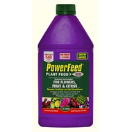 PowerFeed 1.2L Flower, Fruit and Citrus Fertiliser Concentrate