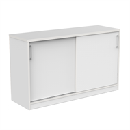 CeVello 1200 x 720 x 400mm White Office Cupboard