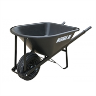 Westmix 100L Poly Tray Trade Wheelbarrow