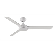Threesixty 56 Inch Spinstar White Ceiling Fan