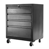 Pinnacle 830 x 665 x 465mm 4 Drawer Mobile Storage Unit