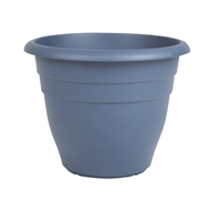 Northcote Pottery 300mm Navy Villa Round Pot