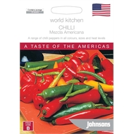 Johnsons World Kitchen Chilli Mezcla Americana Seeds