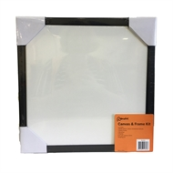 Renoir Stretched Canvas and Frame Painting Kit