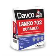 Lanko 5kg 702 Durabed Structural Grout