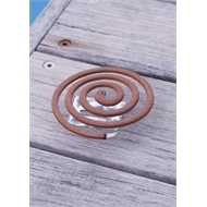 Waxworks Citronella And Sandalwood Mosquito Repellent Coil - 30 Pack