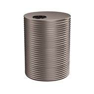 Kingspan 1000L Round Steel Water Tank - 900mm x 1860mm Terrain