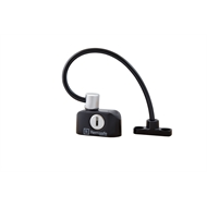 Remsafe Window Restrictor Cable Lock - Black