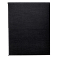 Windoware 180 x 210cm Glamour Blockout Roller Blind - Black