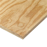 1200 x 396 x 12mm BC Premium Grade Radiata Plywood