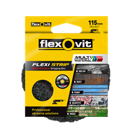 Flexovit 115mm Multi Purpose Flexi Strip Stripping Disc
