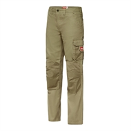 Hard Yakka Ladies Cargo Pant - 16 Khaki