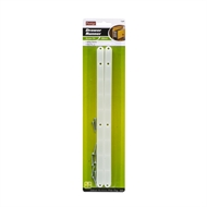Prestige 300 x 17 x 13mm Plastic Double Runner Drawer Slide - 2 Pack