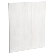 Kaboodle Blind Corner Base Panel - White Forest