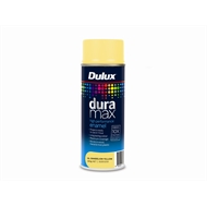 Dulux Duramax 340g Gloss Spray Paint - Dandelion Yellow