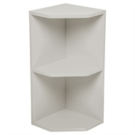 Kaboodle Cremasala Open End Wall Cabinet