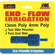 Ladco 13mm End Flow Irrigation poly