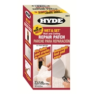 Hyde Wall & Ceiling Plaster Patch Wet & Set - Contractor Roll