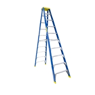 Bailey 3.0m 150kg Double Sided Fibreglass Step Ladder