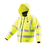 Makita 12V XL High Vis Max Heated Jacket