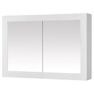Estilo 900mm Bathroom Mirror Cabinet