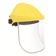 Protector 200mm Visor And Brow Guard Faceshield