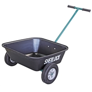 Sherlock 60L Poly Tray Cart