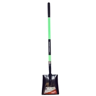 Spear & Jackson PRO Square Mouth Shovel with Fibreglass Handle