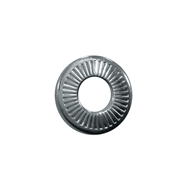 Pinnacle M12 Zinc Plated Conic Contact Washer - 6 Pack