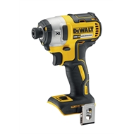 DeWALT 18V XR 3 Speed Brushless Bare Impact Driver - Skin Only
