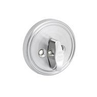 Lane Satin Stainless Steel Single Cylinder Deadbolt