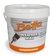 Gripset Betta 1L Weather Seal