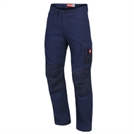 Hard Yakka Cargo Pants - 127S Navy