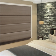 Windoware Glamour Blockout Roman Blind - 1800mm x 2100mm Wetland