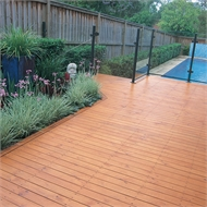 70 x 22mm 2.4m Ironwood Treated Pine Decking