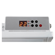 Euromatic 1000W Convection Panel Heater