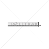 Rolltrak Spares 2.0m Replacement Sash Track