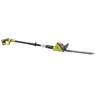 Ryobi One+ 18V 2.0Ah Pole Hedge Trimmer Kit