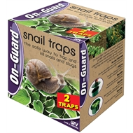 On Guard Snail Trap - 2 Pack