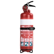 Fire Sentry 1kg  Fire Extinguisher Dry Powder