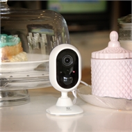 Swann 1080p Full HD WiFi Camera Indoor Security Camera