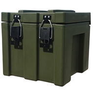 Rhino Toolbox 400 x 400 x 400mm Khaki Cargo Case