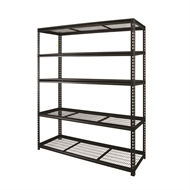 Romak 2090 x 1820 x 540mm 5 Tier Heavy Duty Shelving Unit