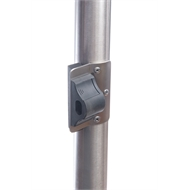 Everton 1250mm Stainless Steel Pool Fence Latch Post