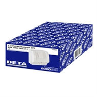 DETA Single Weatherproof Power Point - 4 Pack