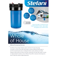 Stefani Whole House Filter System